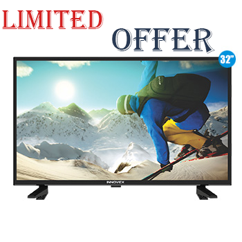 Innovex 32 Led Tv 3 Years Warranty From Damro Rs 20 999
